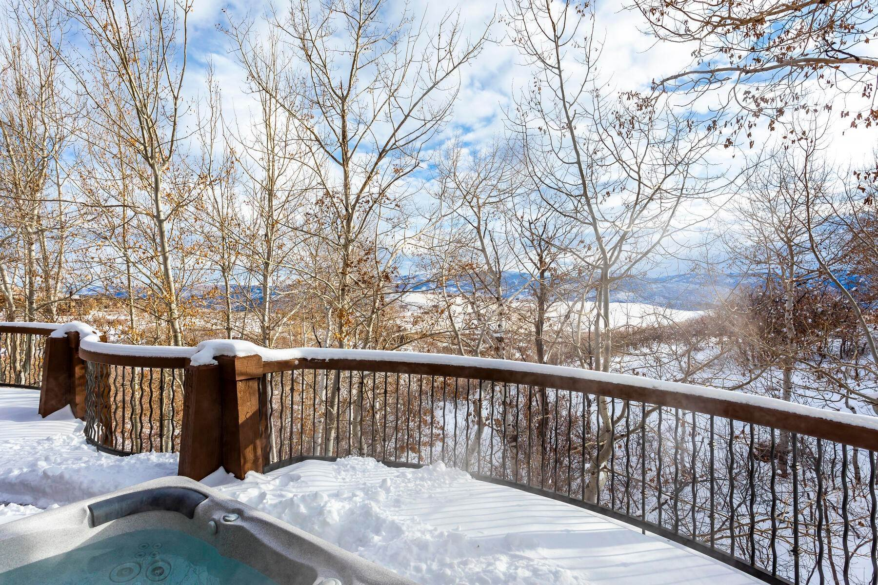 48. Single Family Homes for Sale at Sophisticated Masterpiece in Promontory 8340 N Promontory Ranch Rd Park City, Utah 84098 United States