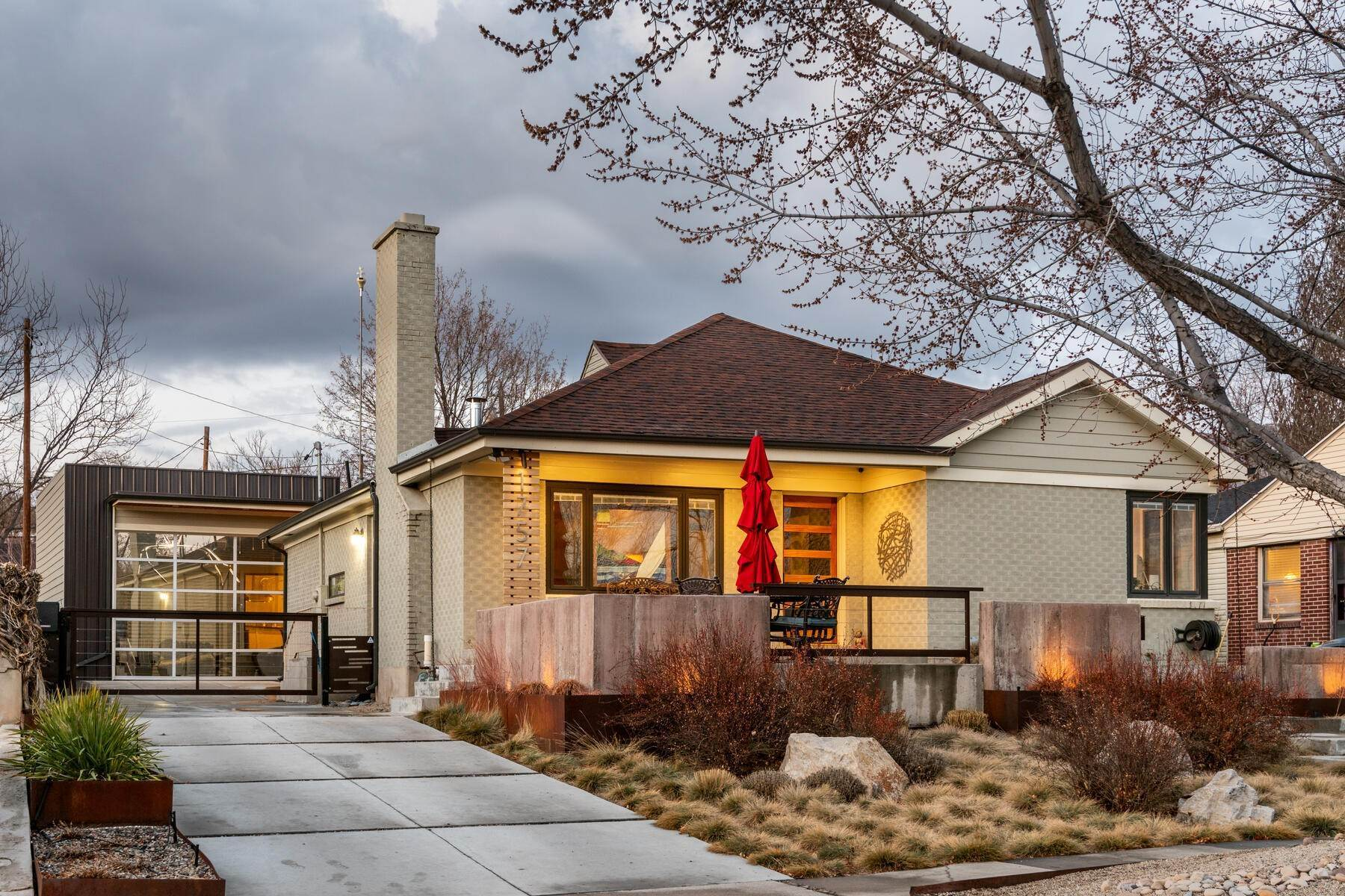 Single Family Homes for Sale at Masterfully Renovated Bungalow in Sugarhouse 1757 E Logan Avenue Salt Lake City, Utah 84108 United States
