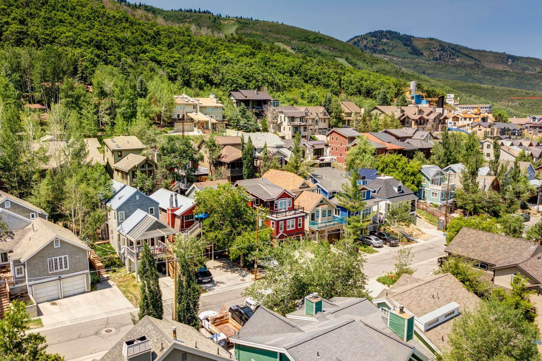 Property for Sale at Old Town Rental Property 1025 Empire Ave Park City, Utah 84060 United States