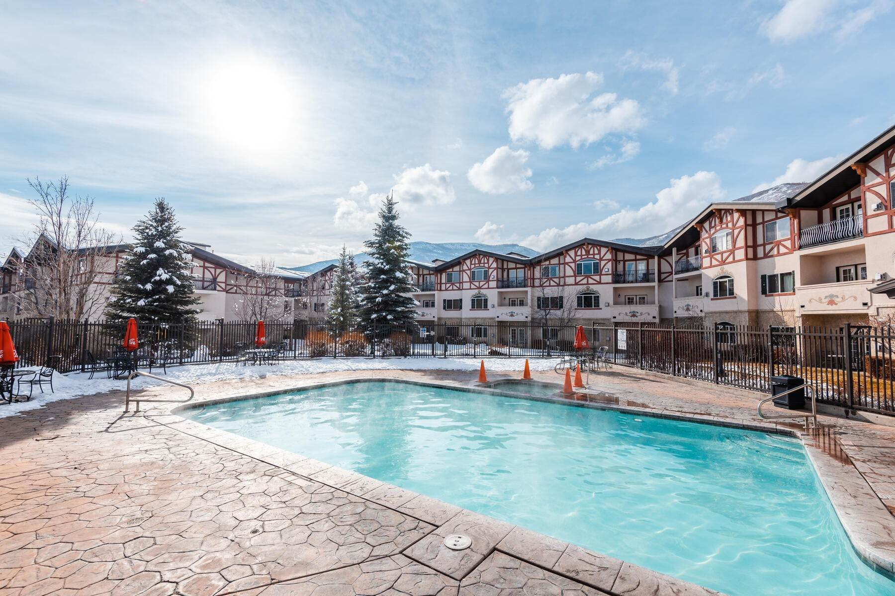 10. Condominiums for Sale at Lovely Studio Overlooking the Courtyard! 784 W Resort Drive, #234 Midway, Utah 84049 United States