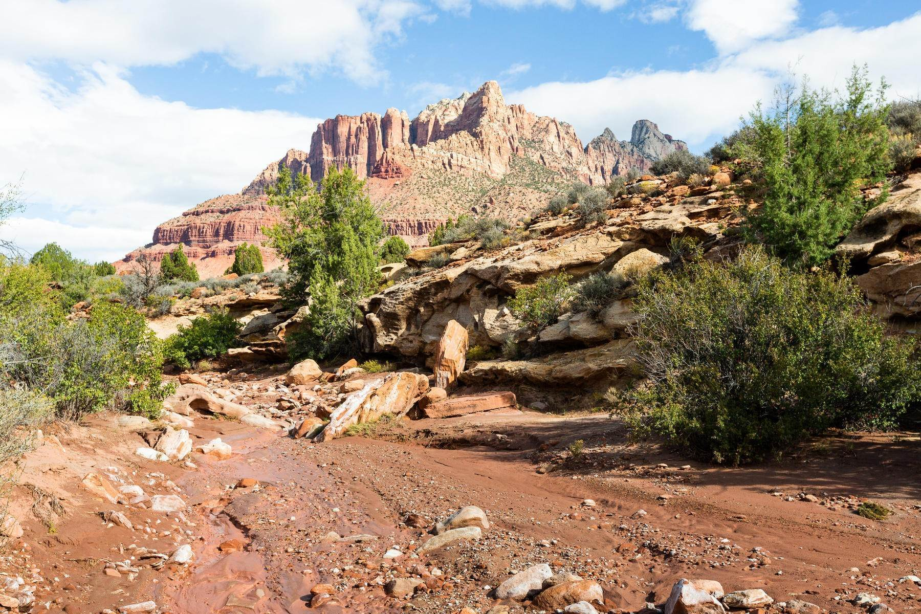 Land for Sale at A Piece Of Heaven In Zion 2533 Anasazi Way, Lot 63 Springdale, Utah 84767 United States