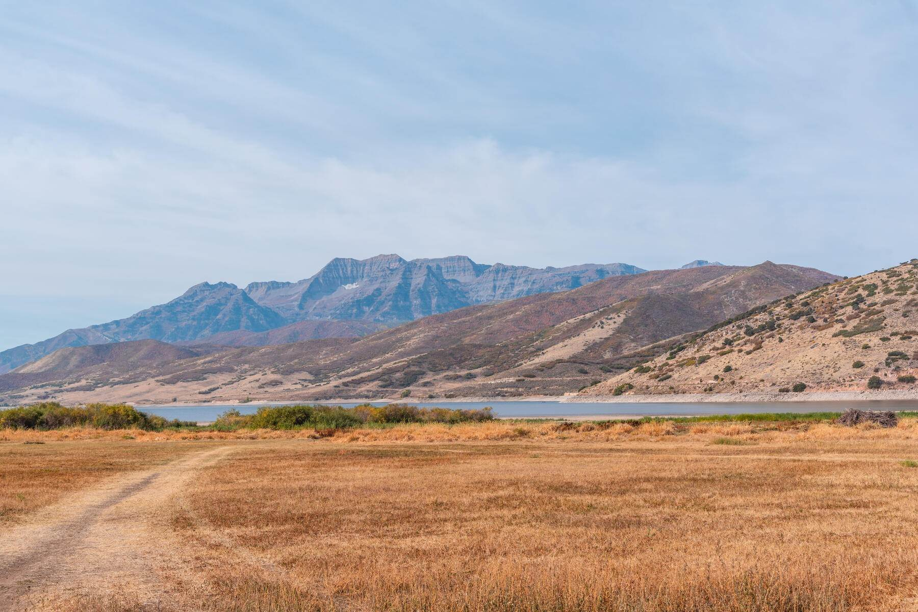 16. Land for Sale at Gorgeous Timp Mountain Views On Flat Heber Valley Lot Just Steps to Deer Creek R 4021 South 3600 West Charleston, Utah 84032 United States