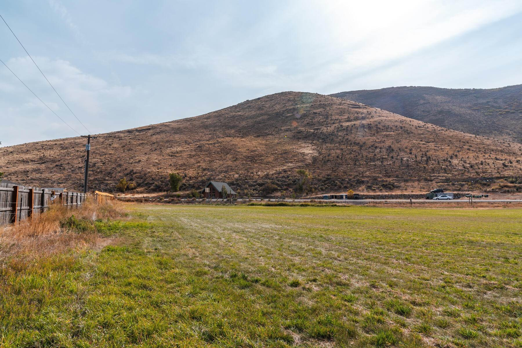 2. Land for Sale at Gorgeous Timp Mountain Views On Flat Heber Valley Lot Just Steps to Deer Creek R 4021 South 3600 West Charleston, Utah 84032 United States