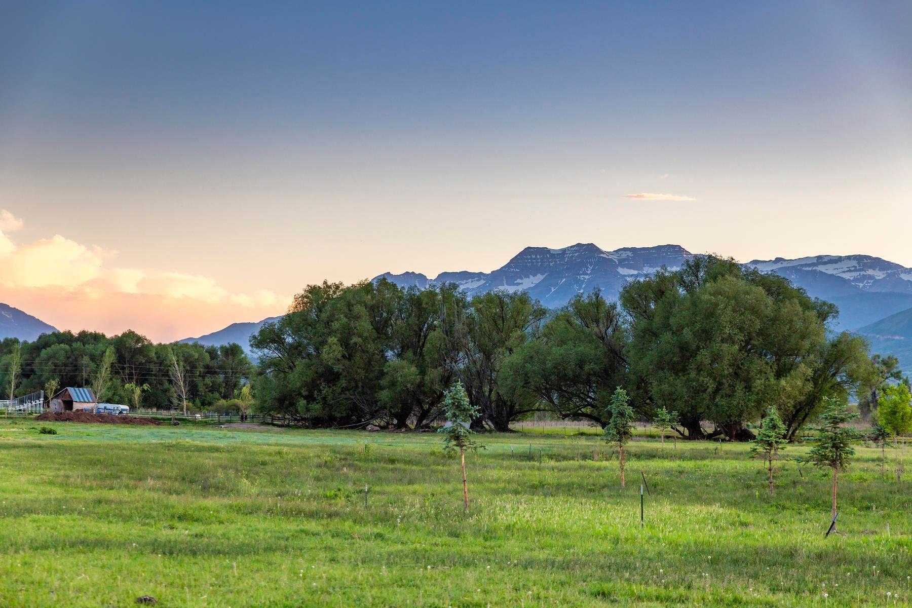 10. Land for Sale at Beautiful 7.68 Acre Lot Near The Provo River 1500 W Midway Ln, #9 Heber, Utah 84032 United States