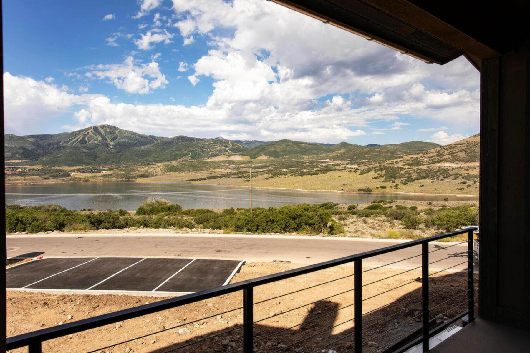 28. townhouses for Sale at New Lakefront Community with Views of Deer Valley Resort & Jordanelle Reservoir 11853 N Shoreline Drive, Lot #5 Hideout Canyon, Utah 84036 United States