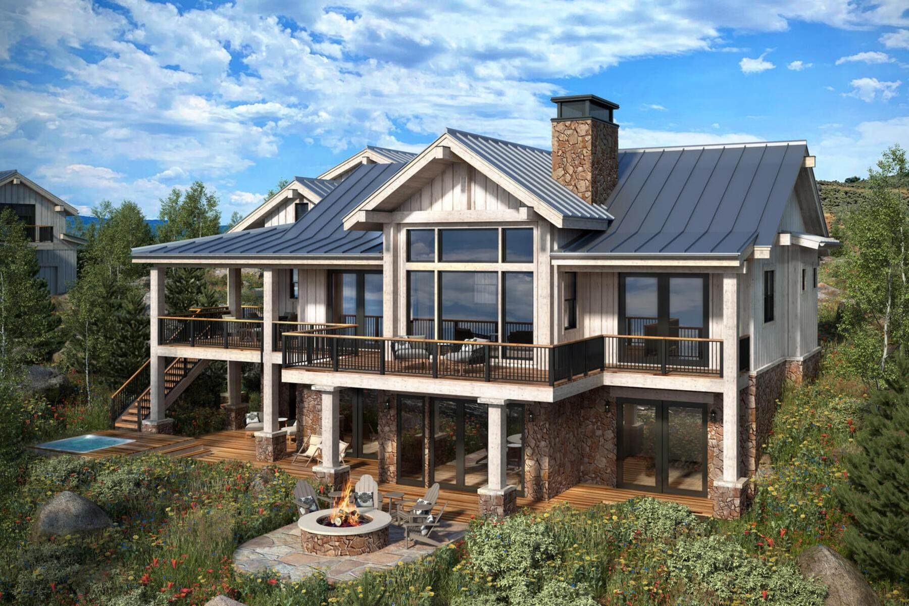 4. fractional ownership prop for Sale at 1/8 Fractional Ownership Opportunity In Brand New Kingfisher Cabin 7615 E Stardust Court #319E, 5.13 Heber City, Utah 84032 United States