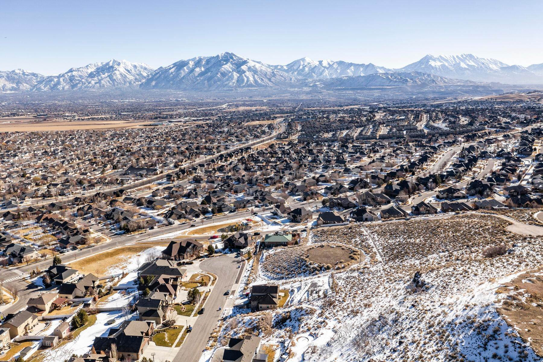 19. Land for Sale at Build Your Dream Home! 5677 W Eldora Cir Herriman, Utah 84096 United States