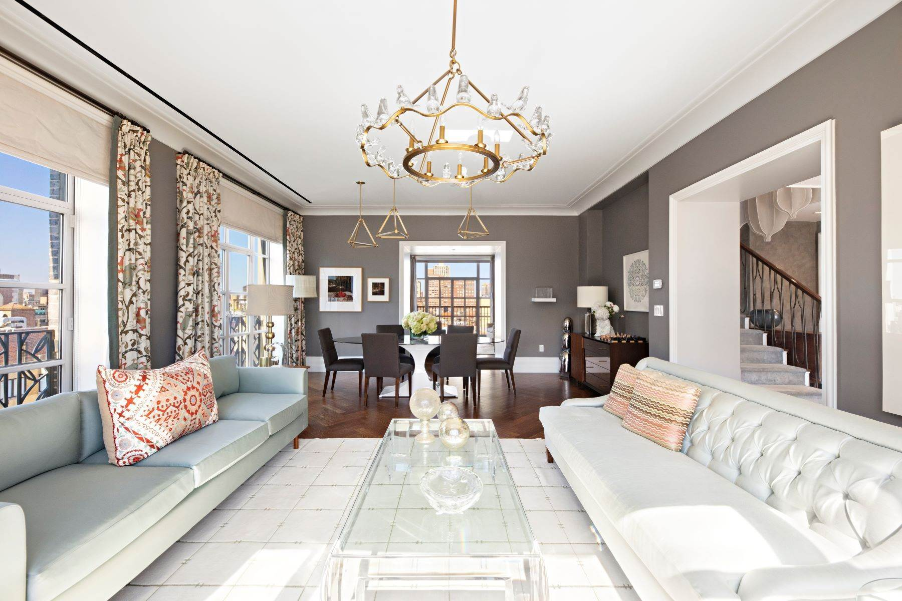Condominiums for Sale at 135 East 79th Street PH19W Condo Duplex 135 East 79th Street, PH19W New York, New York 10028 United States