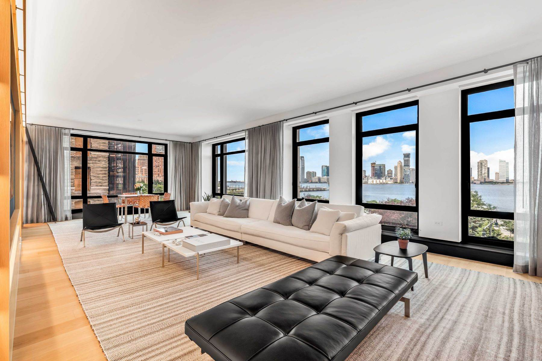 Condominiums for Sale at Tribeca 3 BR Perfection-River Views! 70 Vestry Street, 5E New York, New York 10013 United States
