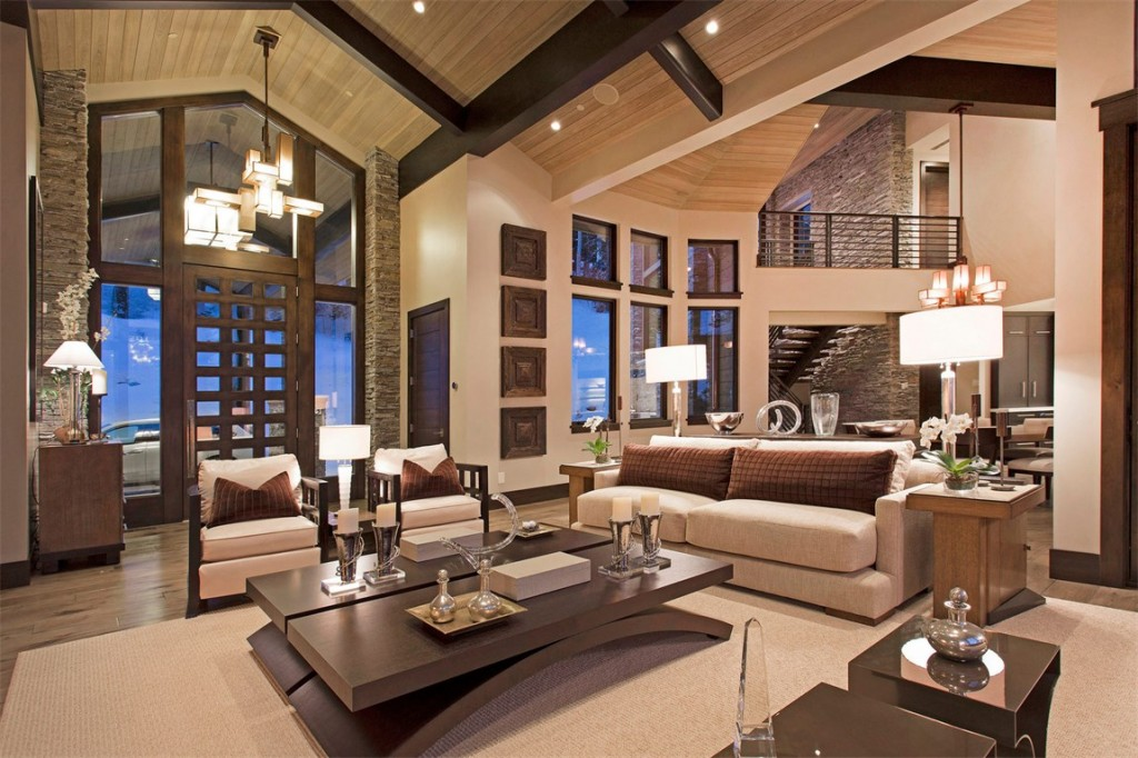 8 amazing mountain contemporary homes in utah summit Mountain home interiors