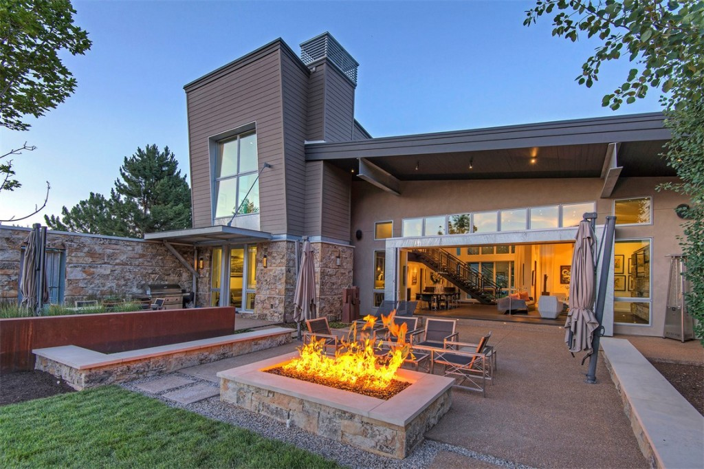 Exciting contemporary house utah images simple design for Modern home design utah