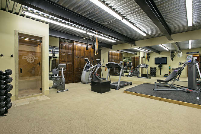 Amazing utah home gyms to help you keep your new years