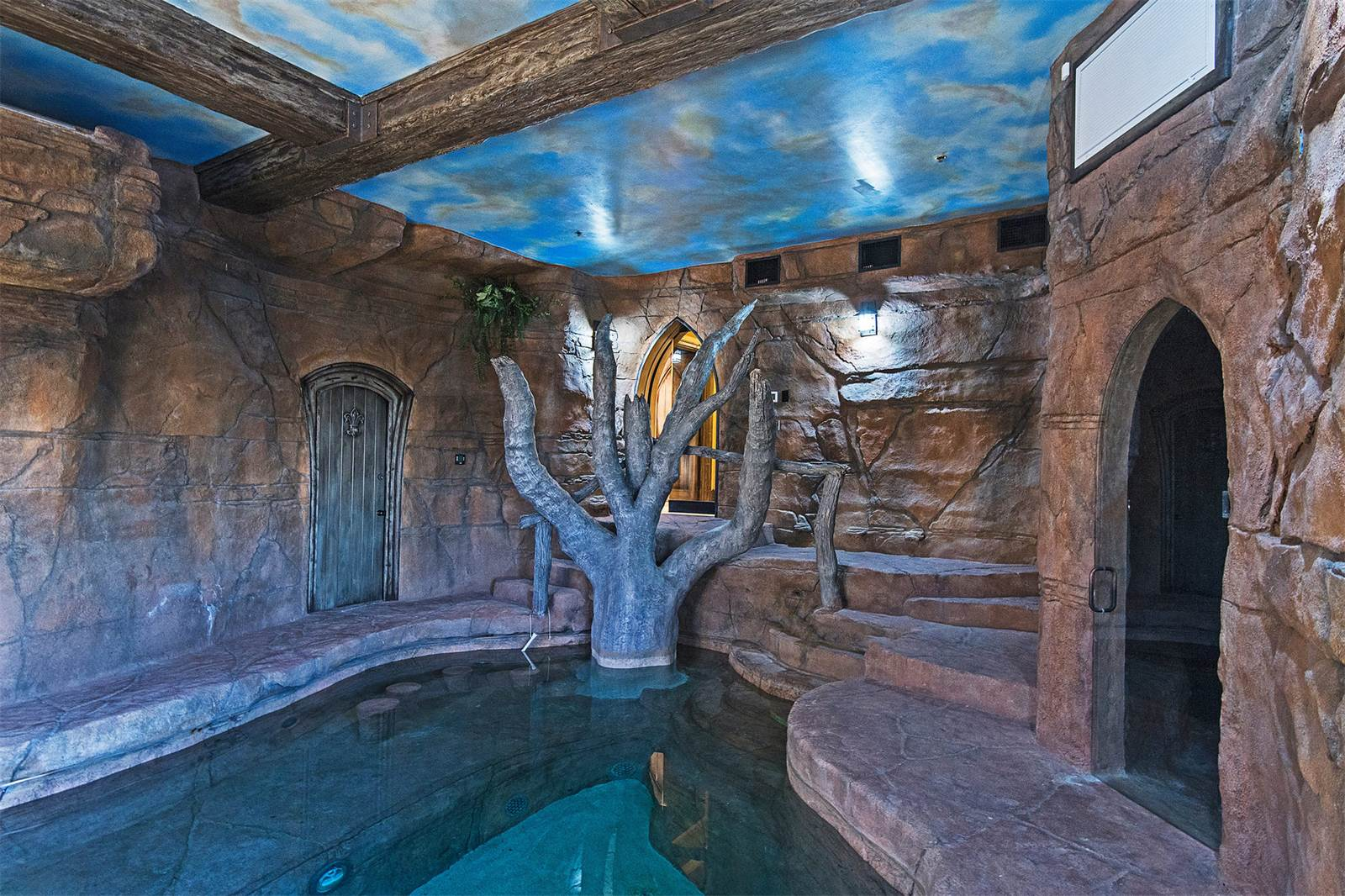 5 houses with indoor pools you can buy now summit sotheby 39 s international realty - Unique indoor swimming pools ...