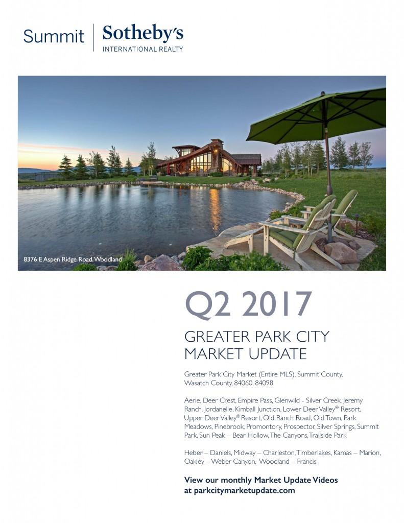 Q2 2017 SSIR Market Update