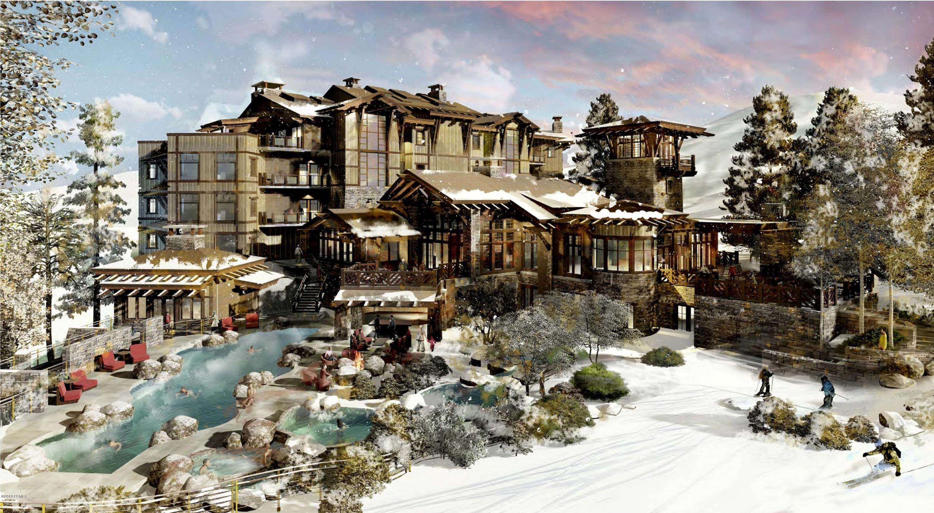 Multi-Family Homes for Sale at 8680 Empire Club Drive Park City, Utah 84060 United States