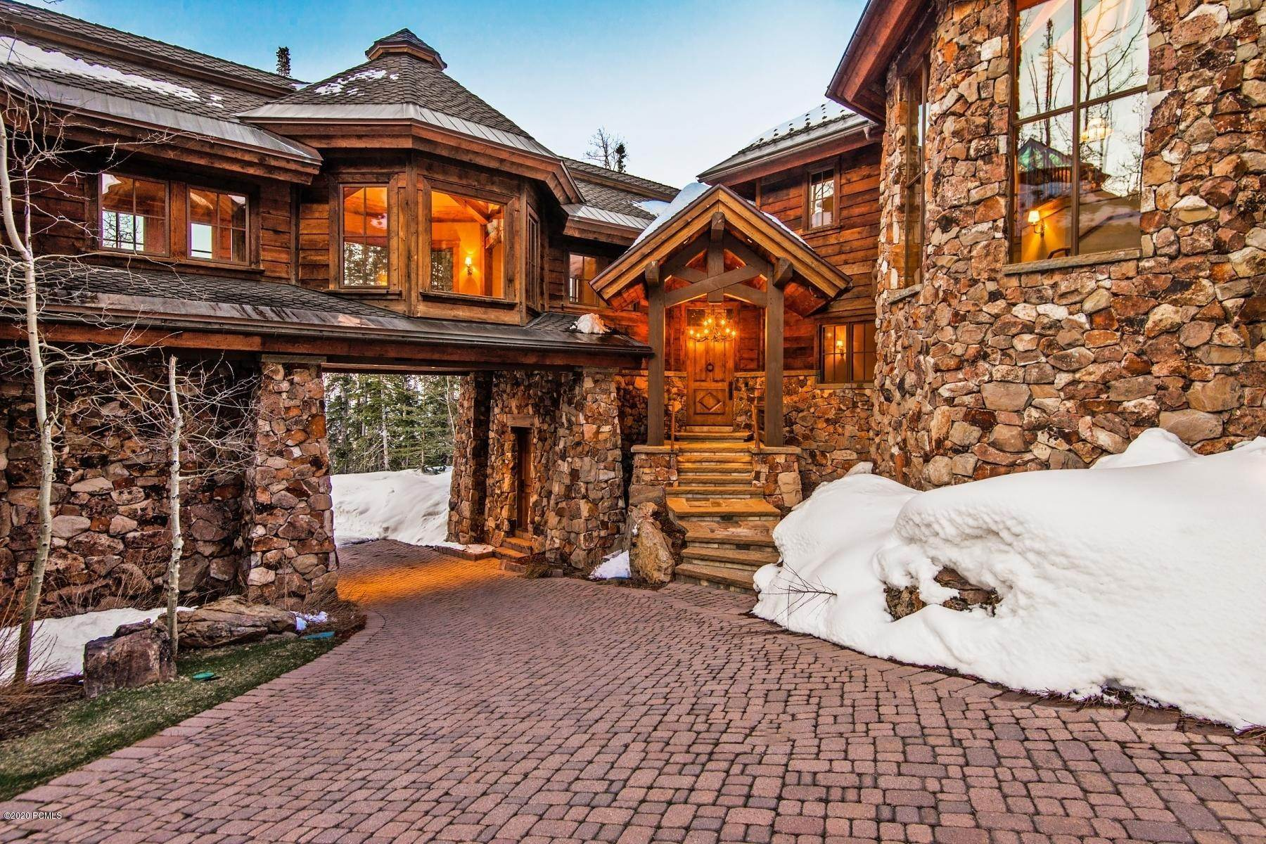 Single Family Homes for Sale at 91 White Pine Canyon Park City, Utah 84098 United States