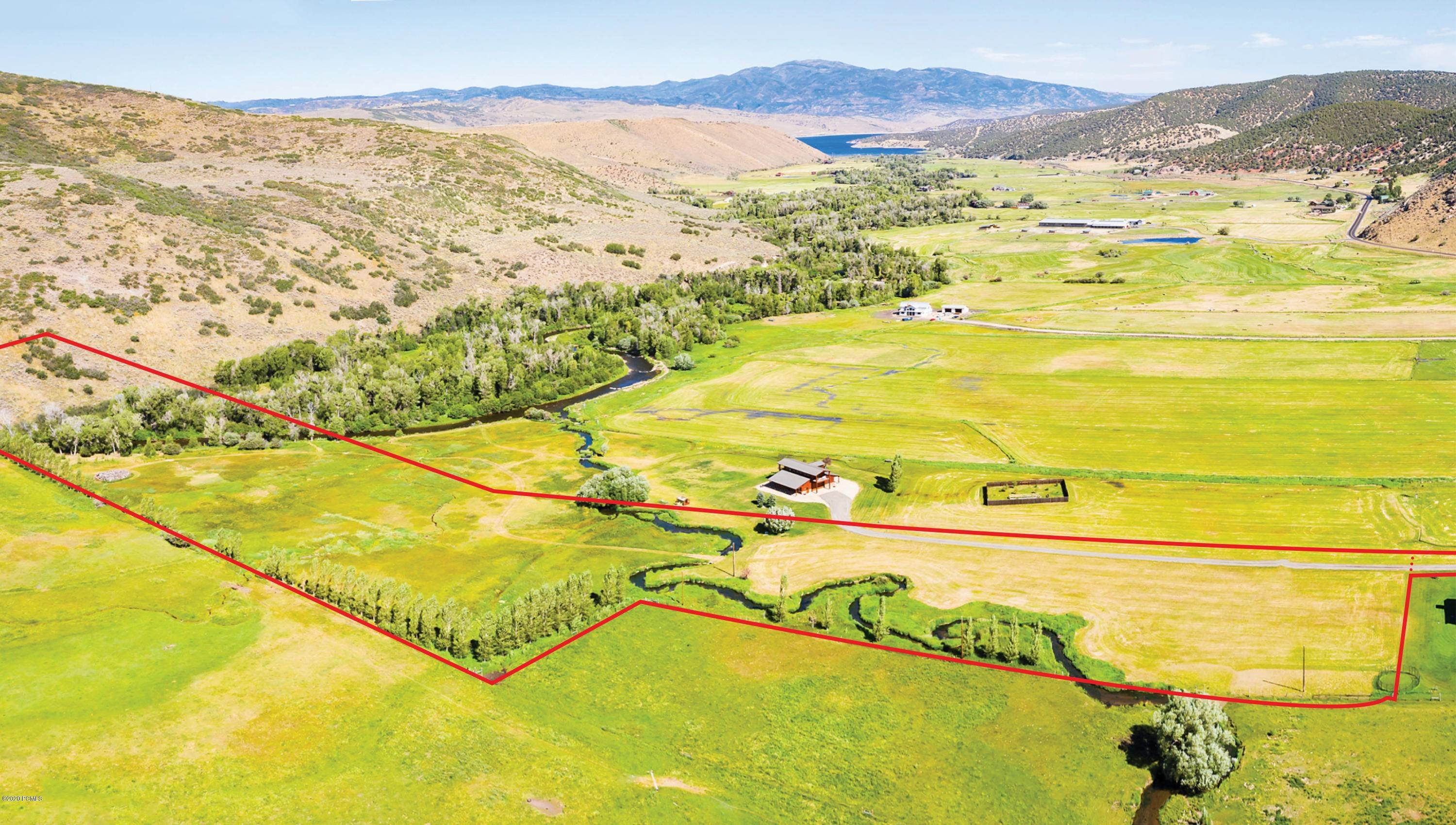 Agricultural Land for Sale at Peoa, Utah United States
