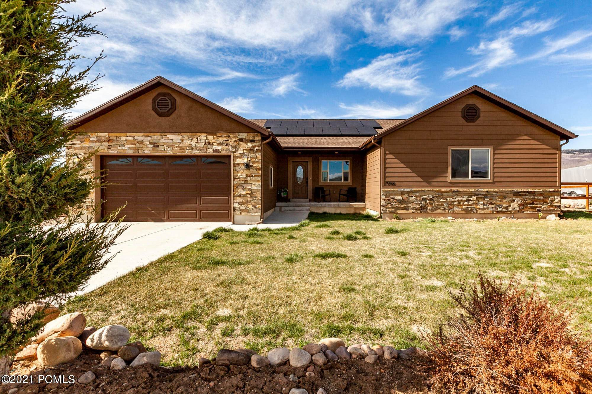 Single Family Homes for Sale at 398 River Bluffs Drive Francis, Utah 84036 United States