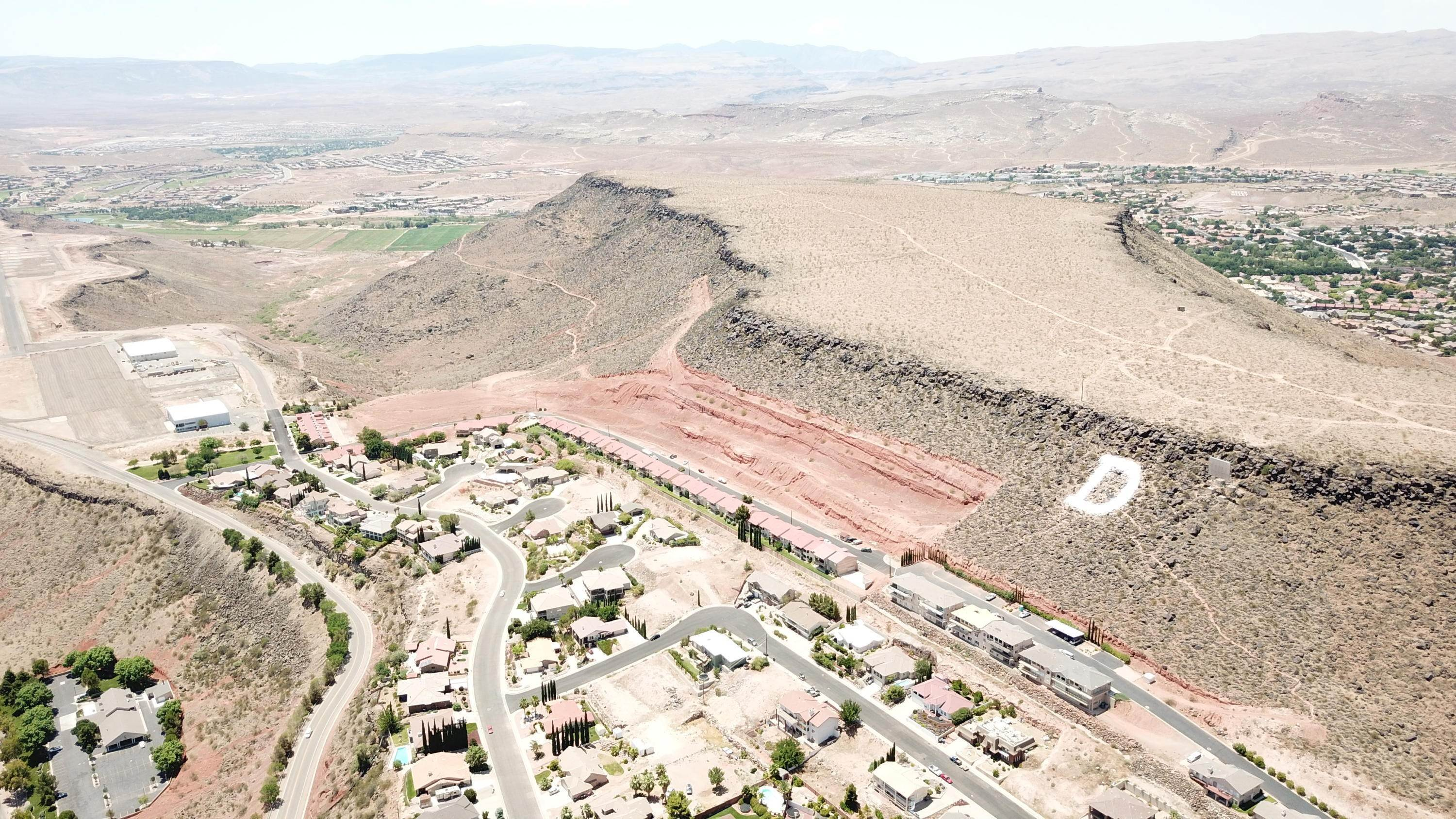 Land for Sale at 7.37 ACRES DONLEE Drive St. George, Utah 84770 United States