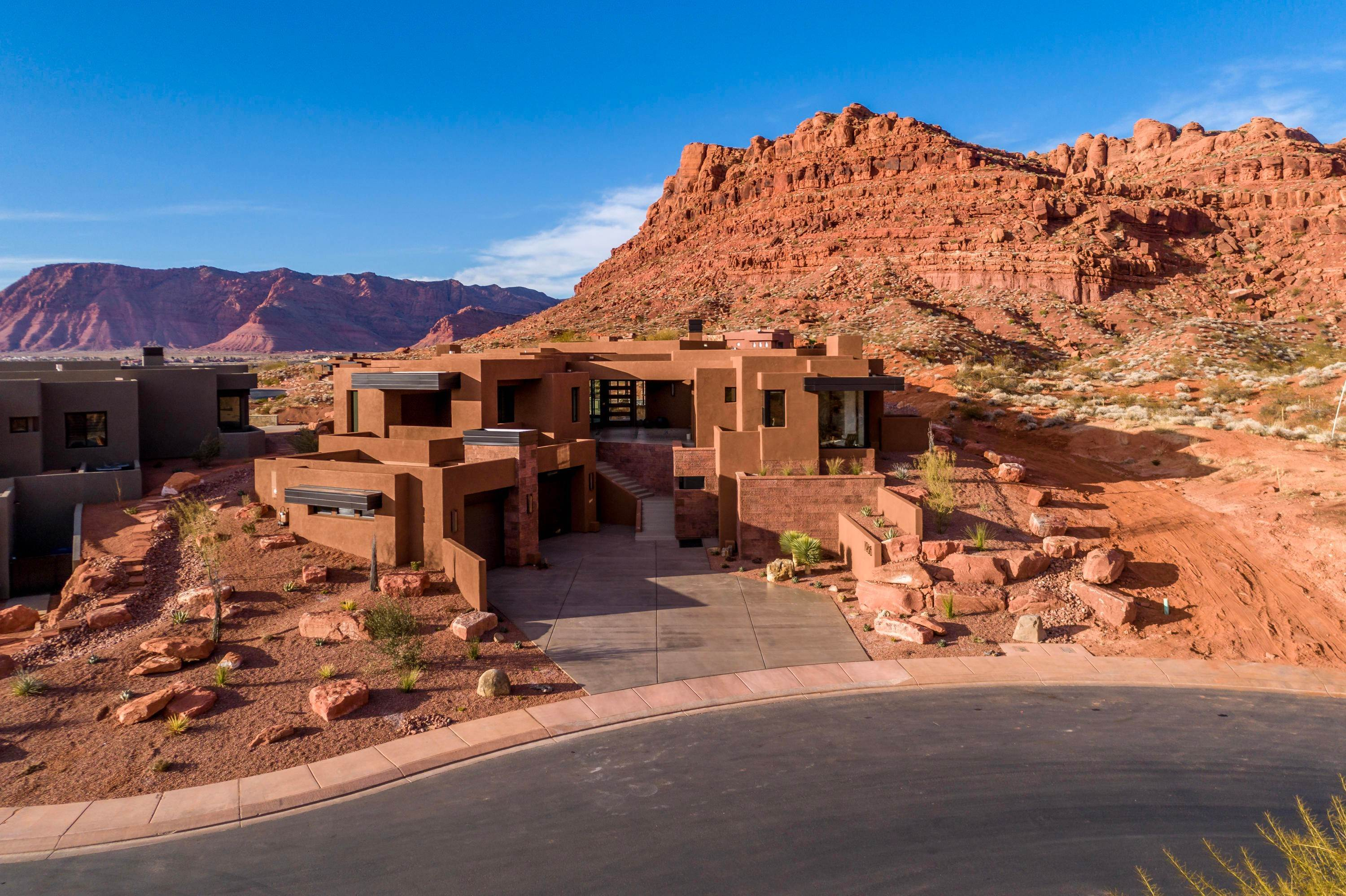 Single Family Homes for Sale at Kachina Vistas Drive St. George, Utah 84770 United States