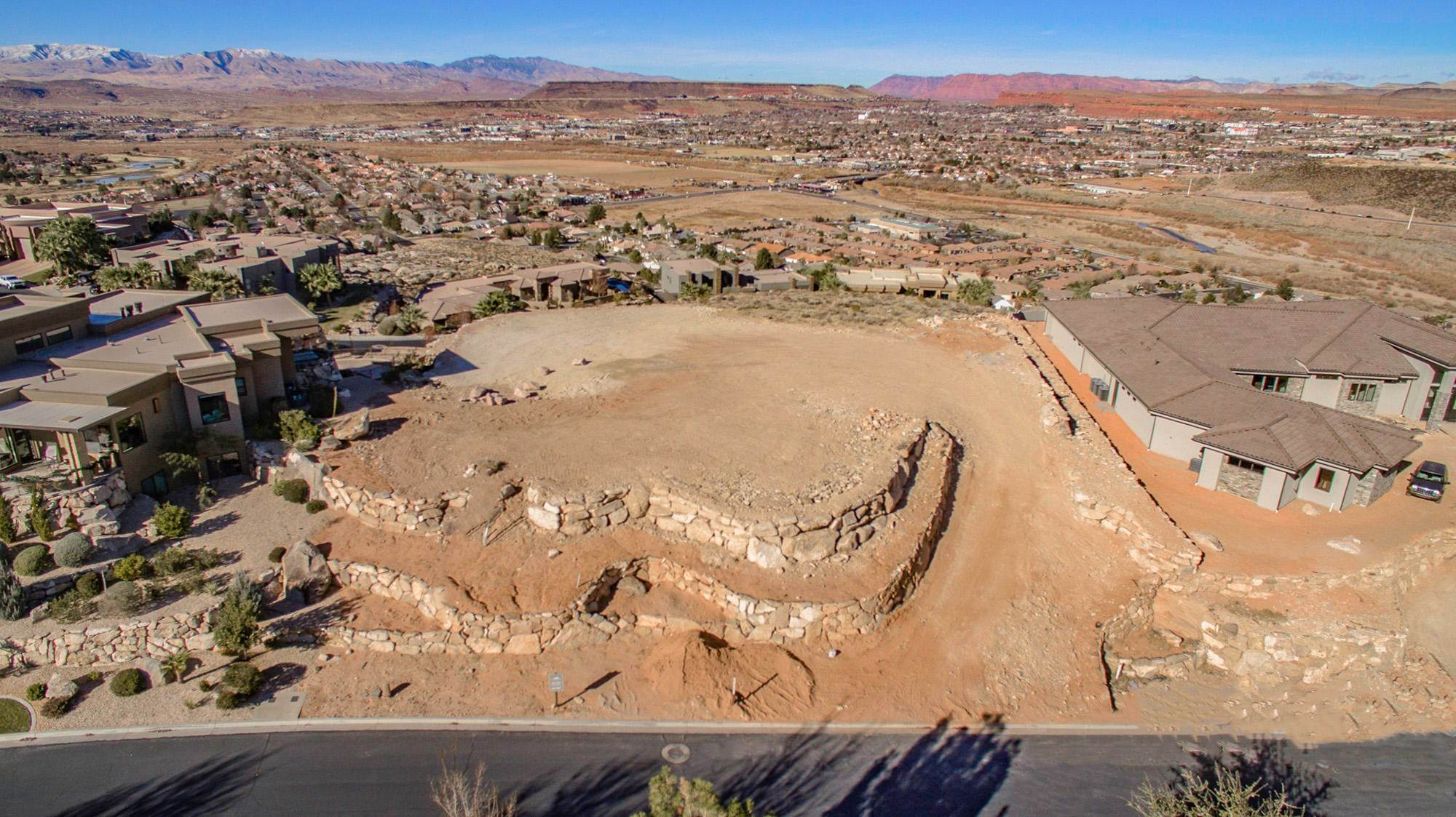 Land for Sale at Lot 605 View Point DR St. George, Utah 84790 United States