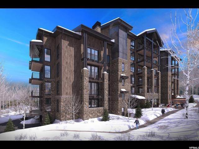 10. Condominiums for Sale at 7697 VILLAGE WAY Park City, Utah 84060 United States