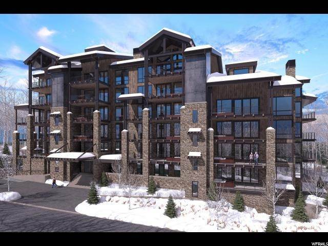 5. Condominiums for Sale at 7697 VILLAGE WAY Park City, Utah 84060 United States