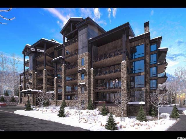 7. Condominiums for Sale at 7697 VILLAGE WAY Park City, Utah 84060 United States