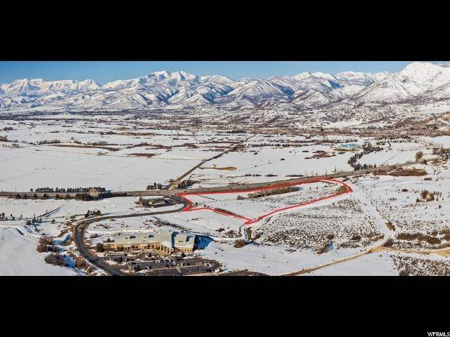 Land for Sale at COLLEGE DOWNS PARCEL Heber City, Utah 84032 United States