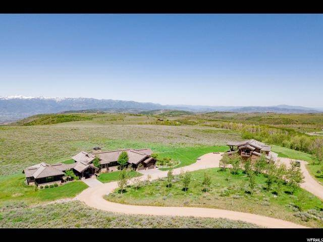 Single Family Homes for Sale at 10290 FOREST CREEK RD #46 Woodland, Utah 84036 United States