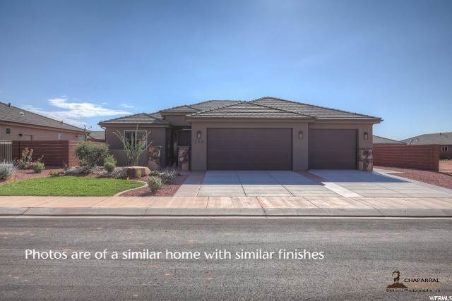 Single Family Homes for Sale at 495 SAGUARO WAY Ivins, Utah 84738 United States