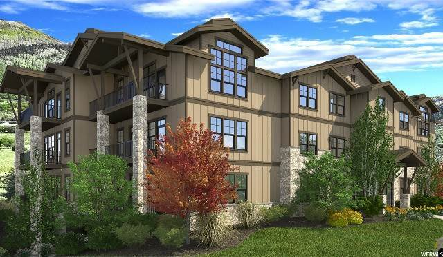 Condominiums for Sale at 1121 HELLING Circle Heber City, Utah 84032 United States