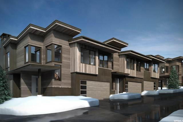 3. townhouses for Sale at 3520 RIDGELINE Drive Park City, Utah 84098 United States