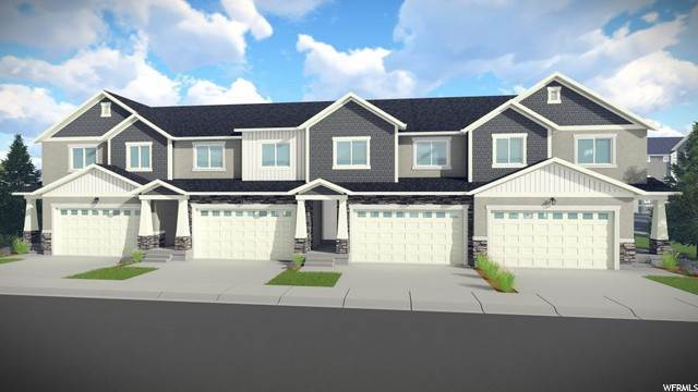 townhouses for Sale at 668 260 Vineyard, Utah 84059 United States