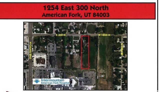 Land for Sale at 1254 300 American Fork, Utah 84003 United States