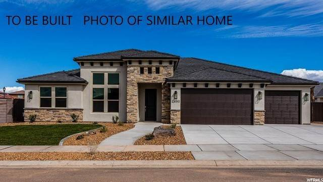 Single Family Homes for Sale at 129 ALTURA WAY Ivins, Utah 84738 United States