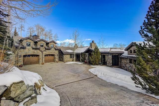 Single Family Homes for Sale at 555 KING RD Park City, Utah 84060 United States