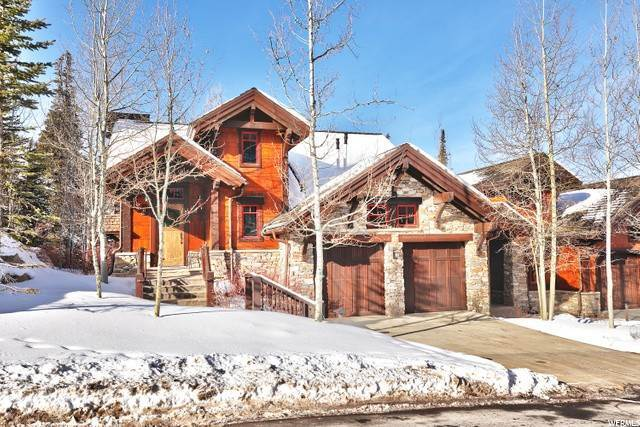 townhouses for Sale at 8865 EMPIRE CLUB Drive Park City, Utah 84060 United States