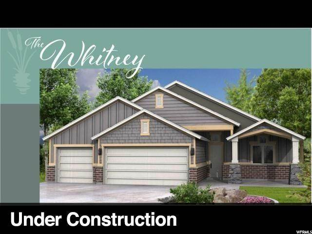 Single Family Homes for Sale at 6740 PEBBLE CREEK Drive South Weber, Utah 84405 United States