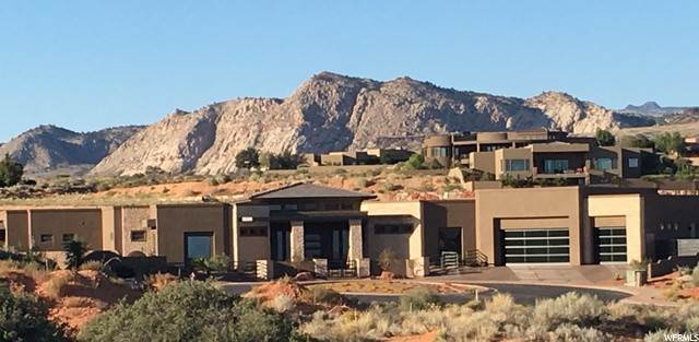 Single Family Homes for Sale at 2208 RESERVE Circle St. George, Utah 84770 United States