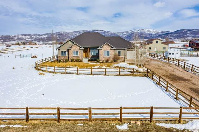 Single Family Homes for Sale at 1400 STEVENS Lane Oakley, Utah 84055 United States