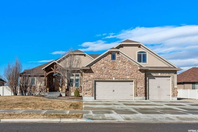 Single Family Homes for Sale at 1608 ASHBY GROVE Circle Riverton, Utah 84065 United States