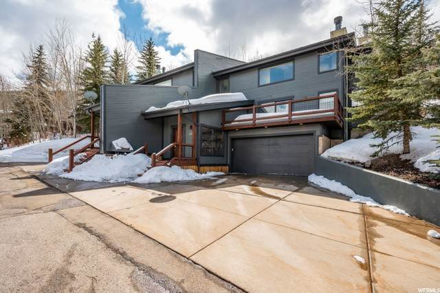 Twin Home for Sale at 1063 LOWELL Avenue Park City, Utah 84060 United States