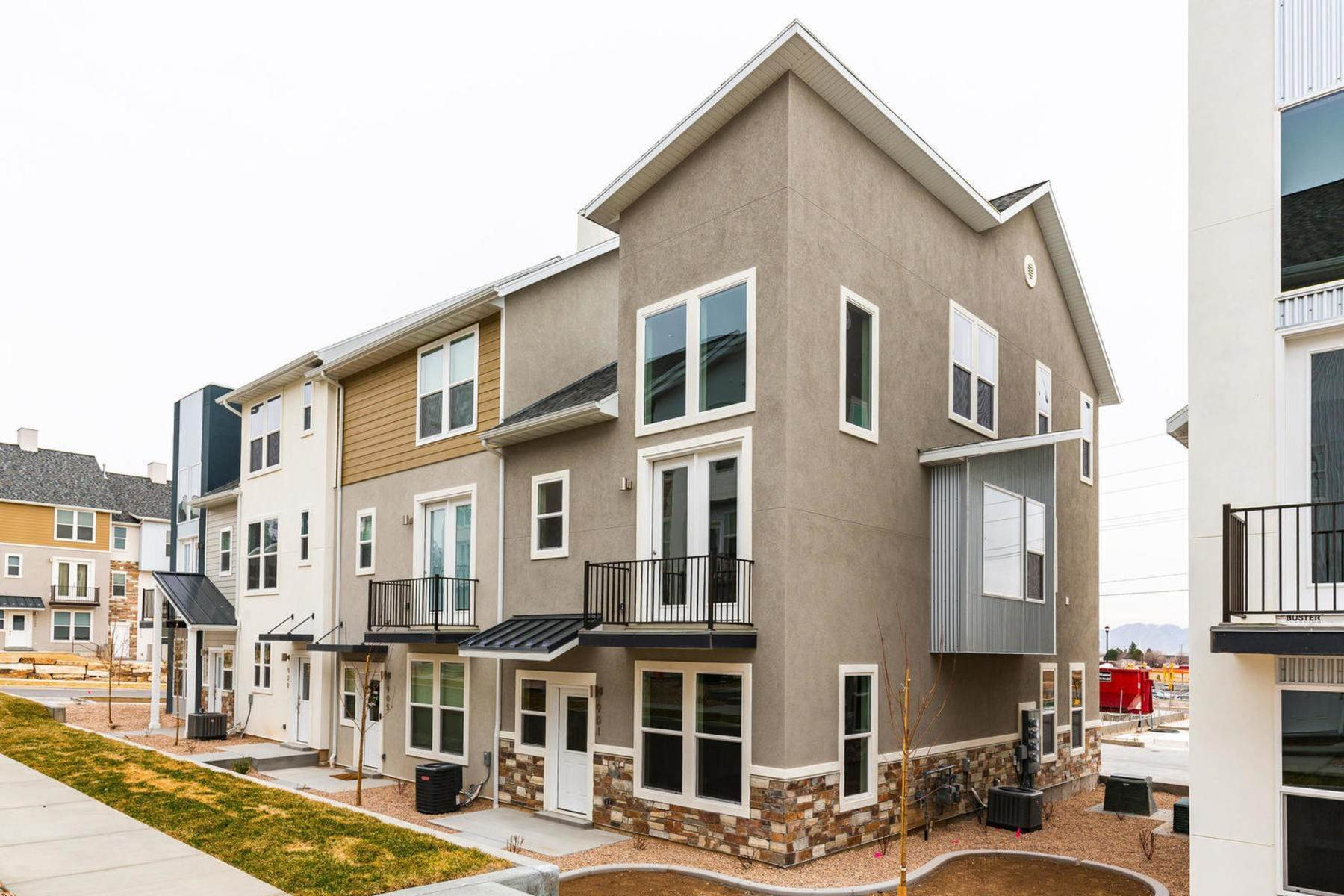 25. townhouses for Sale at The Tribeca Unit 35 At The Ridge At Spanish Fork 894 South 2560 East, #35 Spanish Fork, Utah 84660 United States