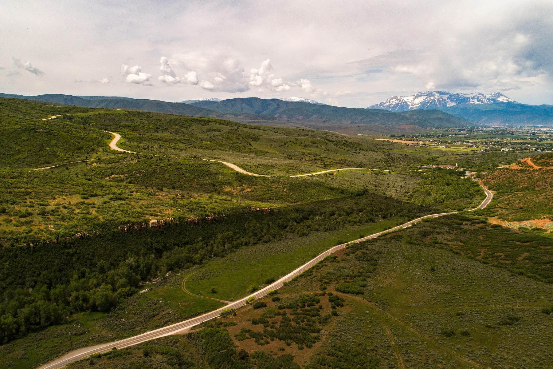 8. Land for Sale at Stunning Views of Mount Timpanogos from Over 406 Acres in Heber Valley Lake Creek Road Heber, Utah 84032 United States