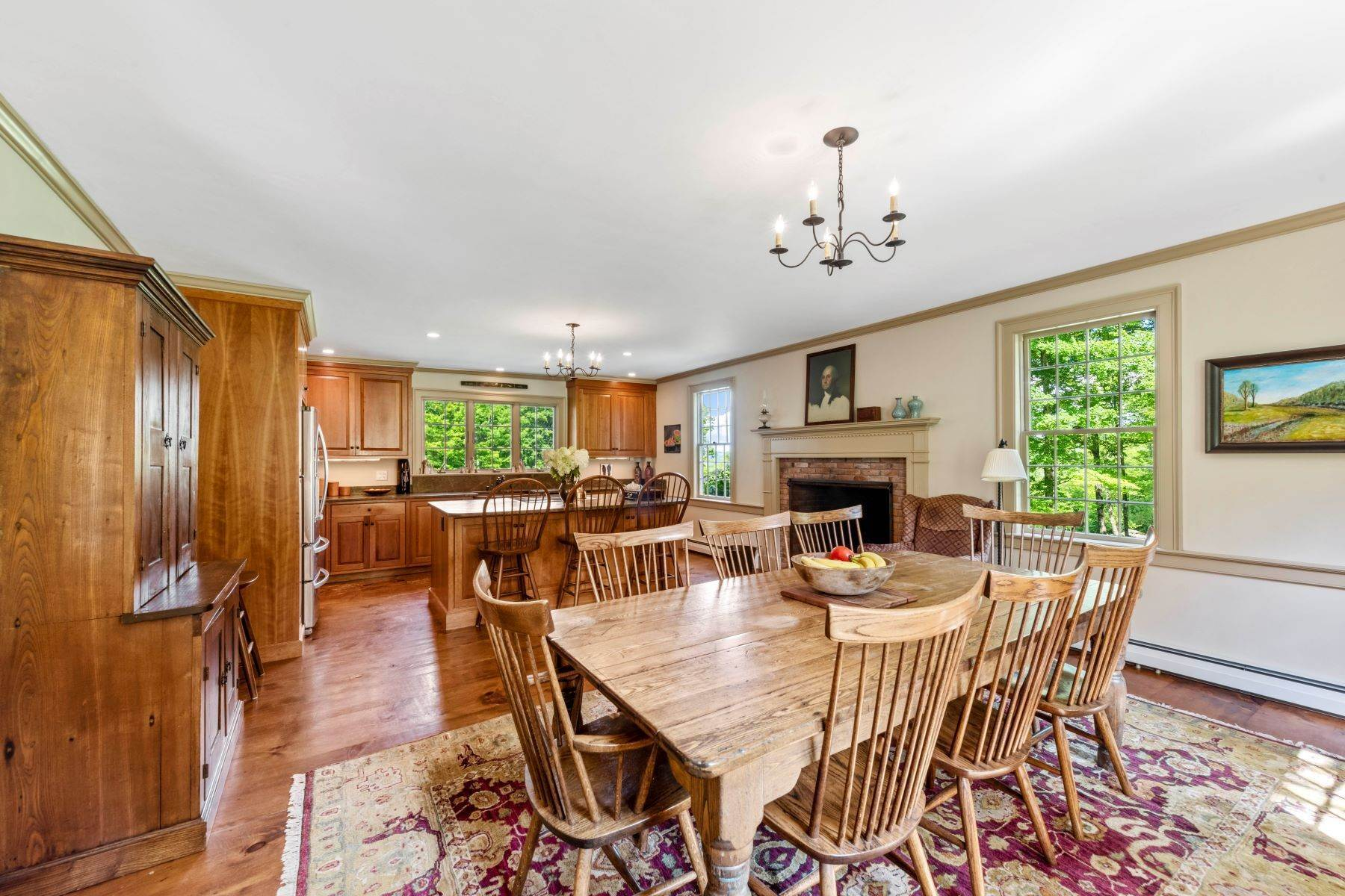 7. Single Family Homes for Sale at Spectacular Country Estate 28 Loomis Road Lebanon, New Hampshire 03766 United States