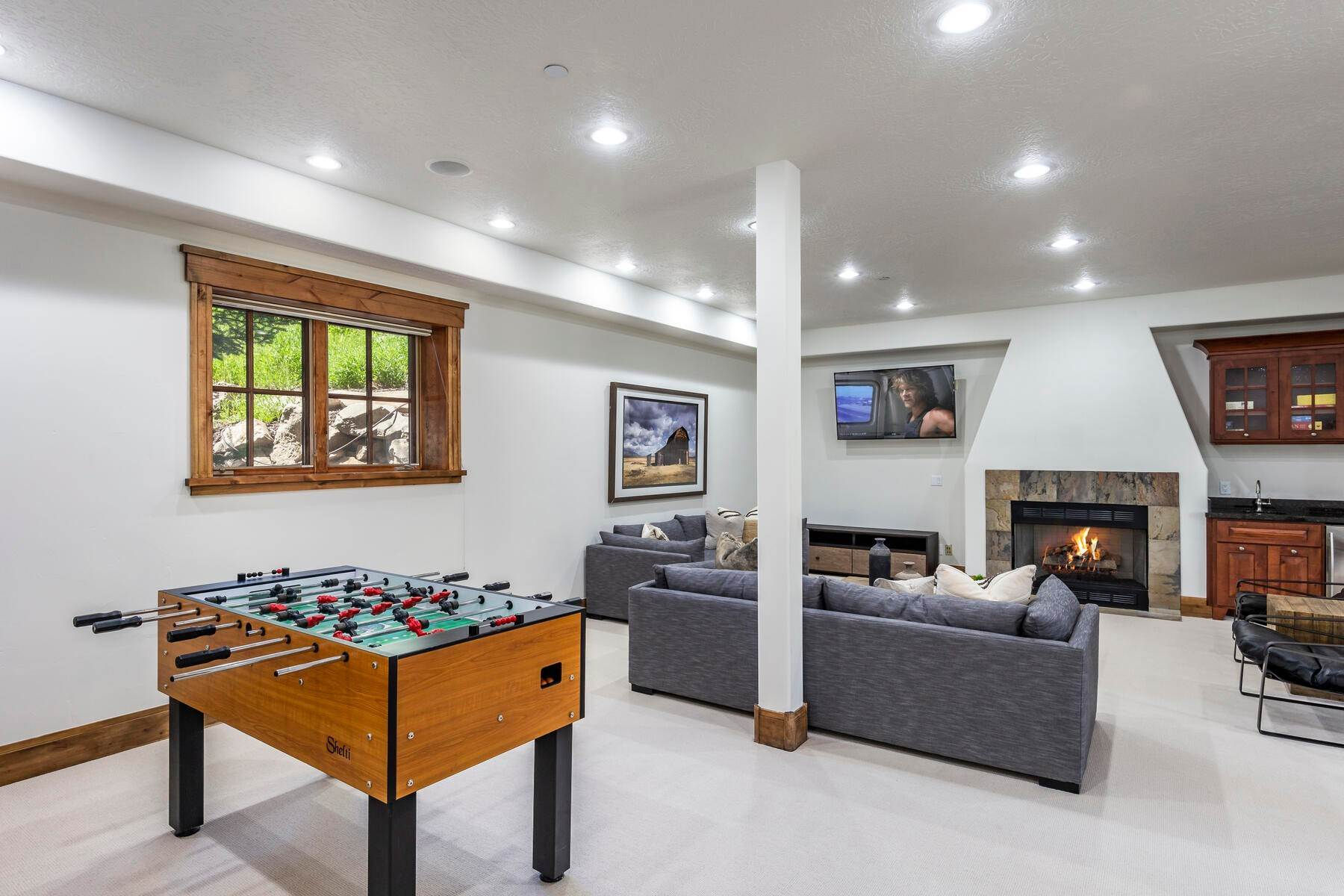 "18. Single Family Homes for Sale at ""The Woodside Estate."" Old Town, Park City's Ultimate True Ski-In Residence. 561 Woodside Avenue Park City, Utah 84060 United States"