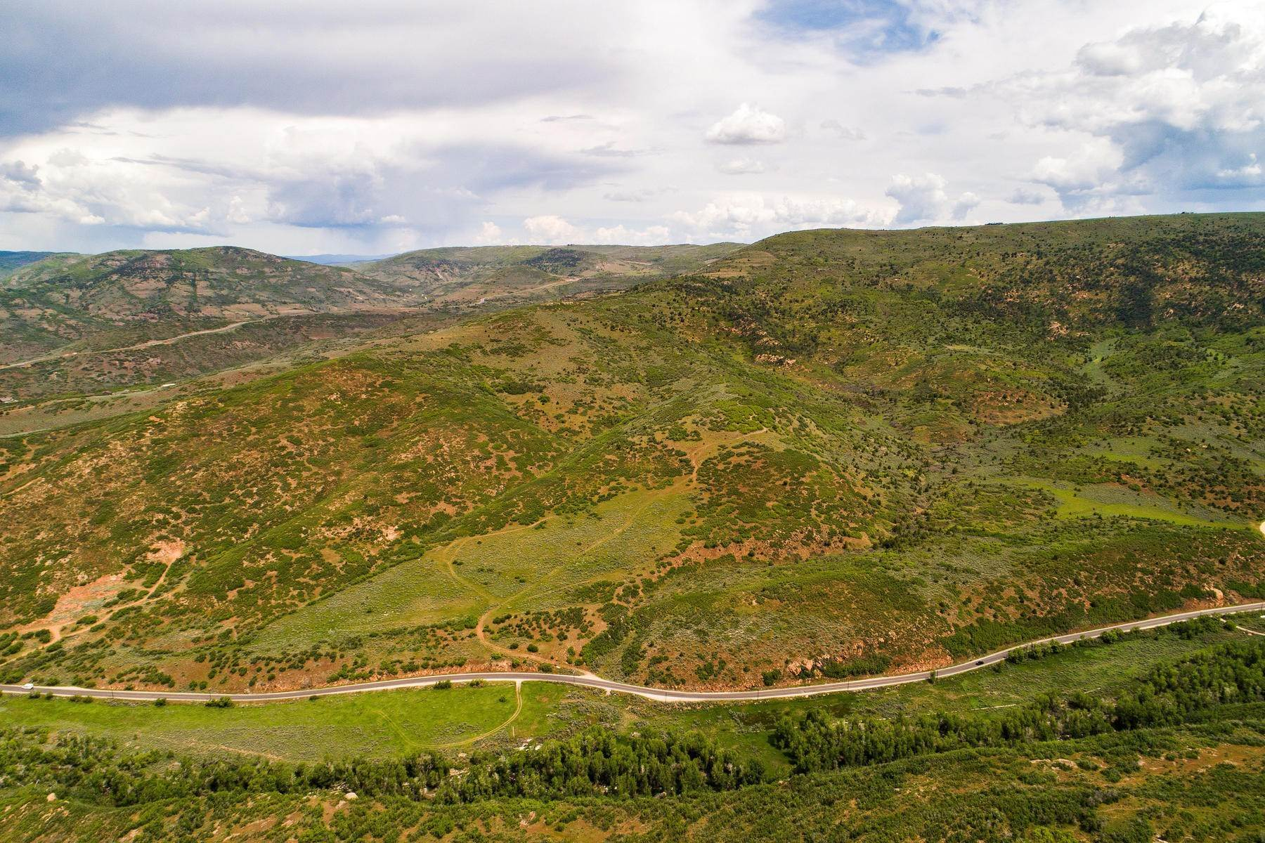 26. Land for Sale at Stunning Views of Mount Timpanogos from Over 406 Acres in Heber Valley Lake Creek Road Heber, Utah 84032 United States
