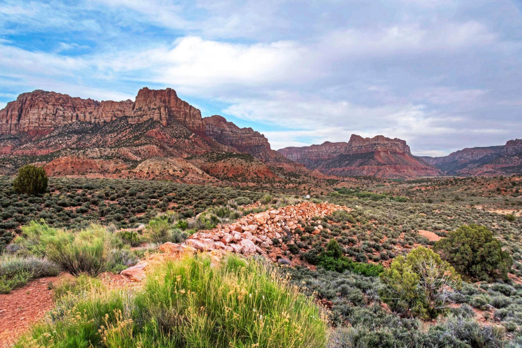16. Land for Sale at Ultimate Zion Overlook 2613 Canyon Point Dr, Lot 3 Springdale, Utah 84767 United States
