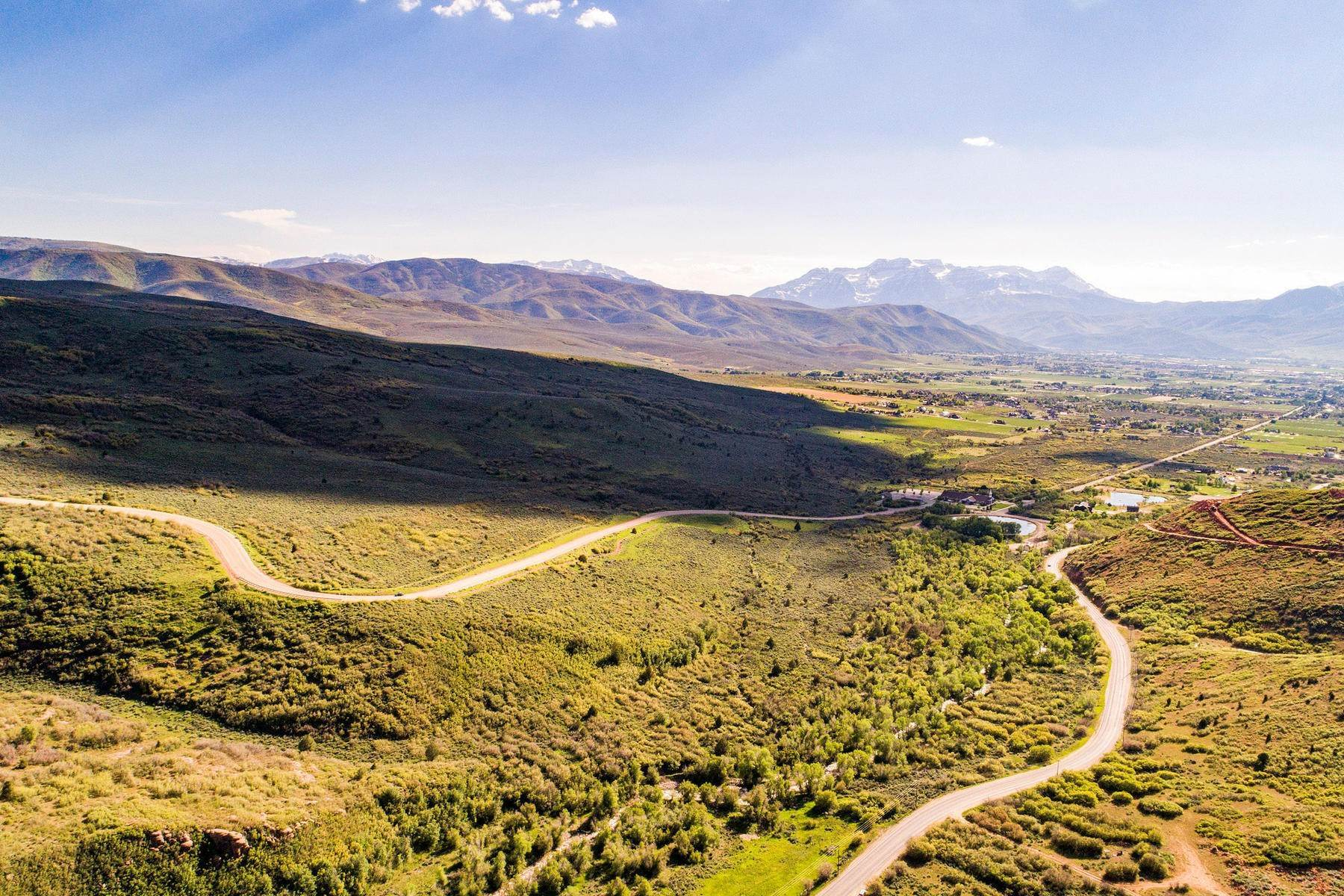 37. Land for Sale at Stunning Views of Mount Timpanogos from Over 406 Acres in Heber Valley Lake Creek Road Heber, Utah 84032 United States